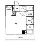 四谷三丁目 3分マンション / 402 部屋画像1