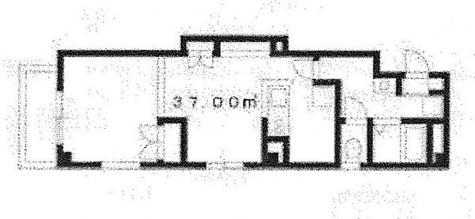 G-ONEビル / 3階 部屋画像1