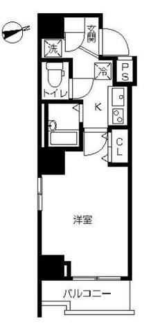 スカイコート品川南大井 / 5階 部屋画像1