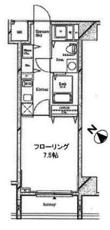 グロースメゾン新横浜 / 702 部屋画像1