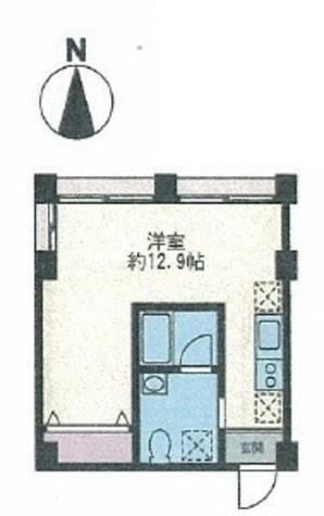 元住吉アートフラッツ / 1階 部屋画像1