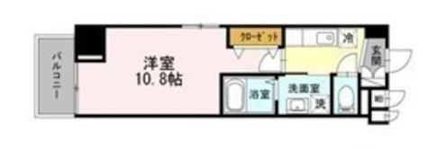 AVENIR渋谷本町 / 601 部屋画像1