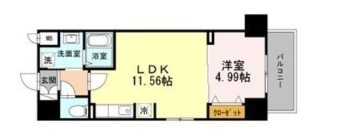 AVENIR渋谷本町 / 607 部屋画像1