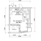 MG目黒駅前(旧:アイオス目黒駅前) / 602 部屋画像1