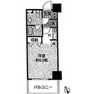 エコロジー豊洲プロセンチュリー / 410 部屋画像1