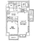 MG目黒駅前(旧:アイオス目黒駅前) / 13階 部屋画像1