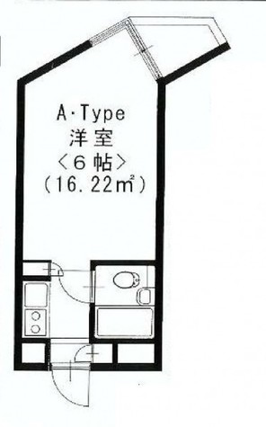 エスポワール中目黒 / 2階 部屋画像1