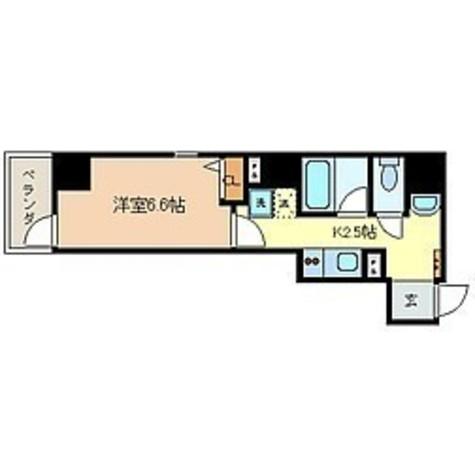 蔵前 3分マンション / 1001 部屋画像1