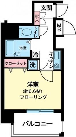 ロアール御茶ノ水妻恋坂 / 4階 部屋画像1