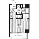 パークサイド木場(江東区木場3-7-2) / 601 部屋画像1
