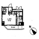 レジディア代々木の杜 / 701 部屋画像1