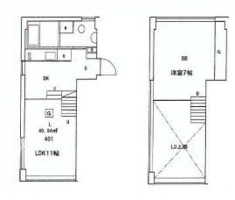 ベルファース芝パルク / 4階 部屋画像1