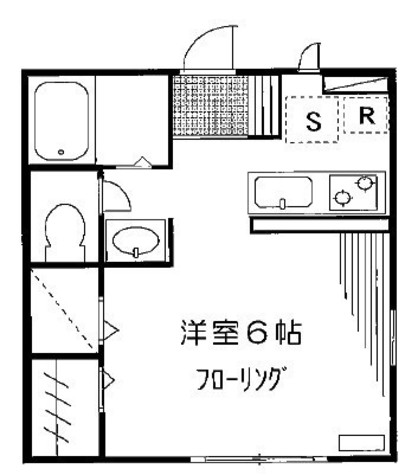 パークハウス清水池Ⅱ / 1階 部屋画像1