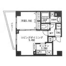 ドルチェ東京八重洲通り / 4階 部屋画像1