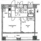 レジディア文京音羽Ⅱ / 6階 部屋画像1