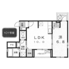 サンヒューレ目黒 / 101 部屋画像1