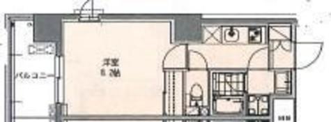 清澄白河レジデンス弐番館 / 10階 部屋画像1