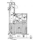 メゾン・ド・ヴィレ神田神保町 / 402 部屋画像1