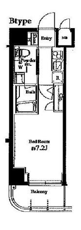 ハーモニーレジデンス横浜 / 9階 部屋画像1