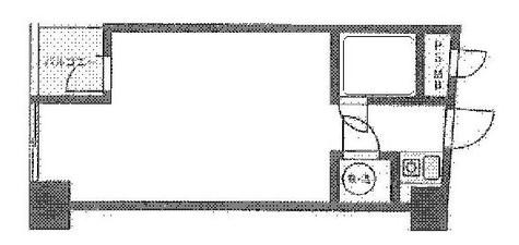 スターコート日本橋 / 5階 部屋画像1