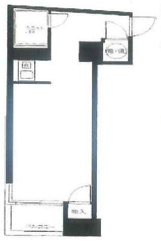 スターコート日本橋 / 6階 部屋画像1