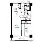 グリーンプラザ五反田第2 / 509 部屋画像1