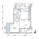 パークアクシス自由が丘テラス / 3階 部屋画像1