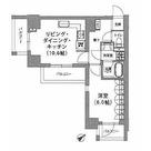 メトロステージ上野 / 5階 部屋画像1