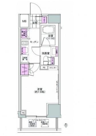 プレジリア東日本橋 / 10階 部屋画像1
