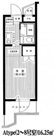 リーヴェルステージ白楽壱番館 / 106 部屋画像1