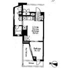 プライムアーバン本駒込( 旧アパートメンツ本駒込) / 406 部屋画像1