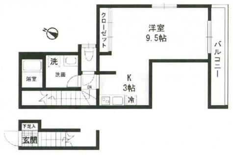 Cocochi Terrace(ココチテラス) / 2階 部屋画像1