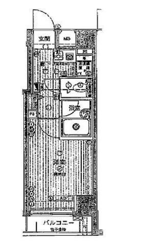 プレール御茶ノ水弐番館 / 6階 部屋画像1