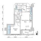 パークアクシス自由が丘テラス / 4階 部屋画像1