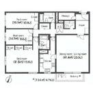 代々木テラスアパートメント / 4階 部屋画像1