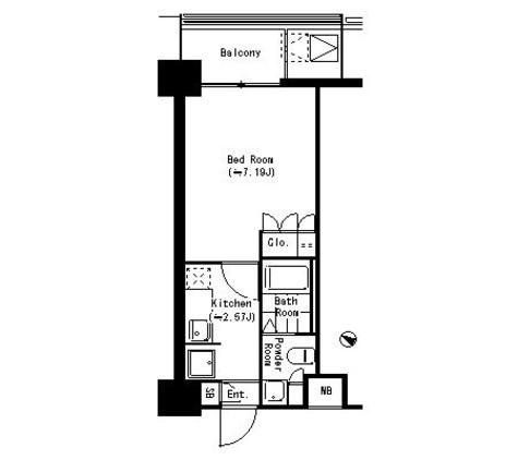 アグリパーク深川 / 5階 部屋画像1