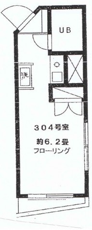 グランティ幡ヶ谷 / 104 部屋画像1