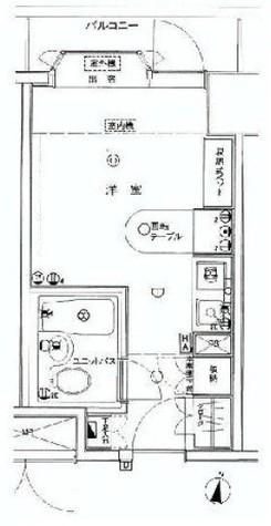 インペリアル南麻布コート&サテライト / 320 部屋画像1