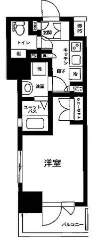 浅草橋 7分マンション / 10階 部屋画像1
