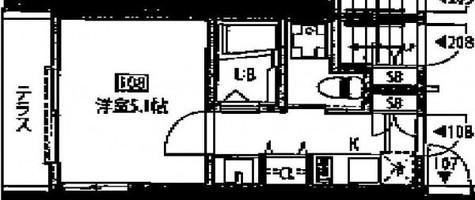 自由が丘 9分マンション / 108 部屋画像1
