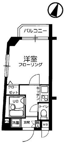 エスコート都立大学 / 2階 部屋画像1