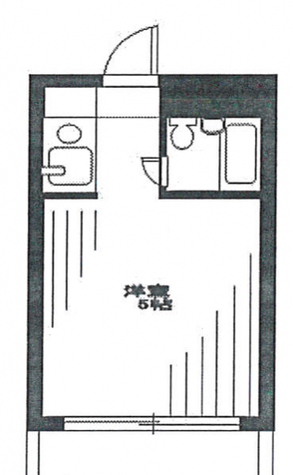 ウィンベル白金台 / 3階 部屋画像1