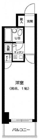 藤和シティコープ大森 / 9階 部屋画像1