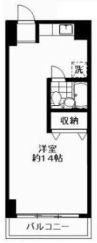シグマロイヤルハイツ / 2階 部屋画像1