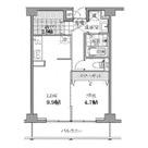 白金台マンション / 203 部屋画像1