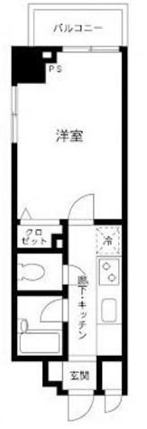 プライムアーバン飯田橋 / 201 部屋画像1