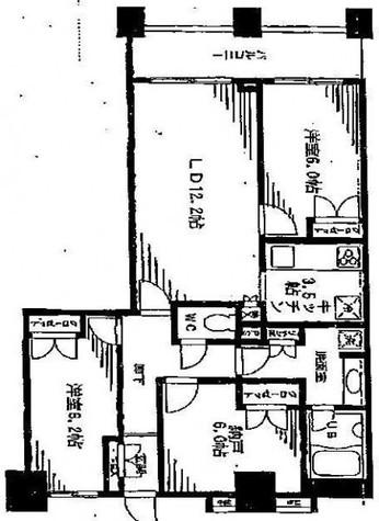 レジディア日本橋馬喰町 / 1203 部屋画像1