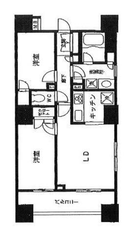 レジディア日本橋馬喰町 / 9階 部屋画像1