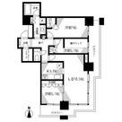 クレストタワー品川シーサイド / 15階 部屋画像1