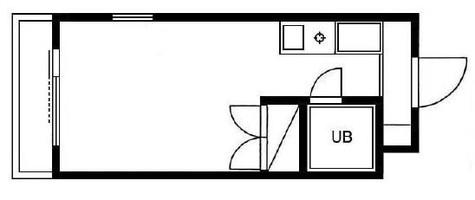 グランティ幡ヶ谷 / 3階 部屋画像1